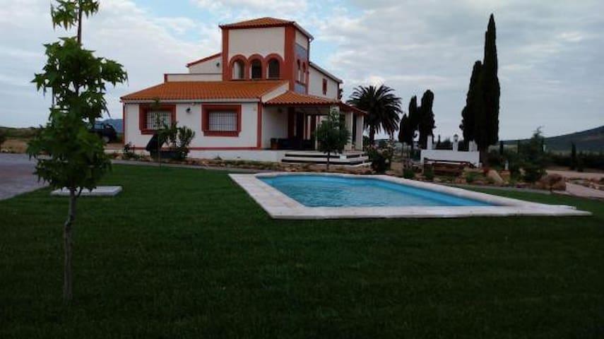 Casa Rural Mirador del Abuelo (Cabeza del Buey)