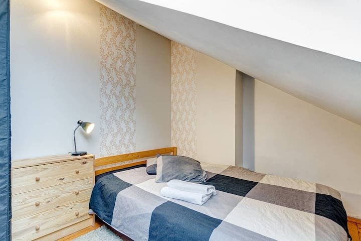 Small Double Room in the Old Town + Breakfast