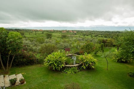 Leleshwa House, Makuti Cottage and Buffalo Lodge - Naivasha - Maison