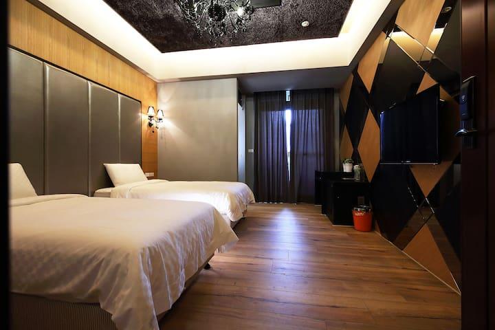 三號公館1號標準雙人房(twin or Queen size) - Xincheng Township - Guesthouse