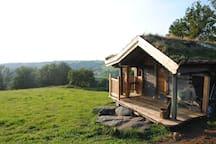 La petite cabane…