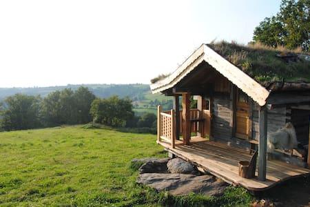 insolite petite cabane - Pont-de-Salars