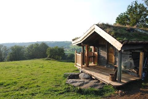 cabana inusual