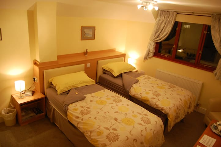 No1 The Laurels B&B --Twin Room - Henfield