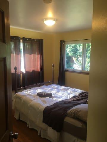 Sunrise room in beautiful home - Haiku-Pauwela - Ház