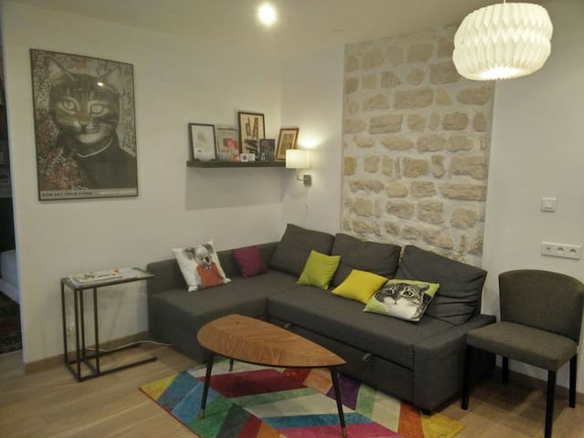 Amazing flat close to Pere lachaise