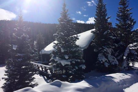 Private room in stream side cabin - Breckenridge