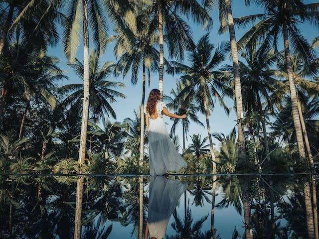 La Royale tropical white,Nusa penida