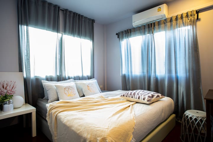 Bed room for 2 pax