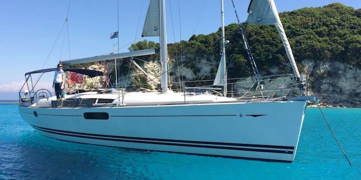 Vacanza in Barca a Vela - Lemon Sail Tour