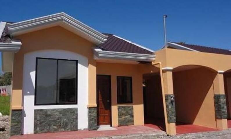 Bayanihan House - Davao City - House