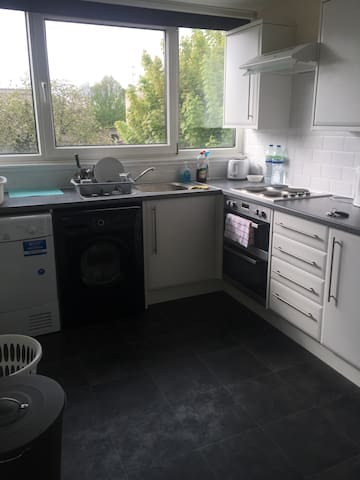 2 bed in Windsor central. - Windsor - Appartement