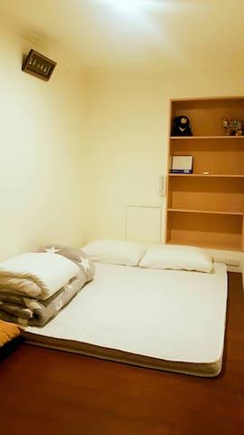FLORA BnB NEW-和室獨立房/單人房或雙人房~近西門站,機場線