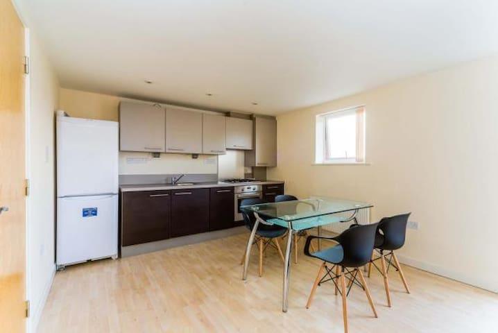Central Double Room - Birmingham - Apartemen