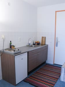 A studio for one person - Amsterdam