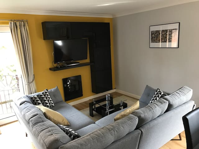 Modern & Cosy Double room, close to city centre