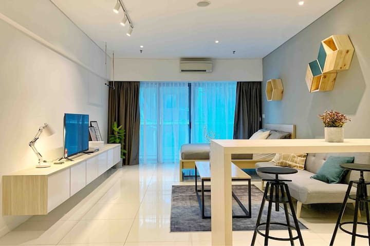 Stylish Suite Near Twin Tower KLCC & Subway