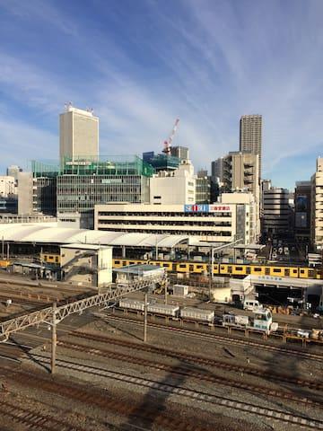 Tokyo★Great Location 2min walk to Ikebukuro Sta.★ - 豊島区 - Daire