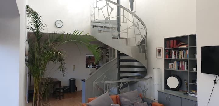 Penthouse Apartment in the Heart of Temple Bar.