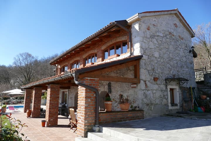 Beautiful Sea View Villa - Poljane - Villa