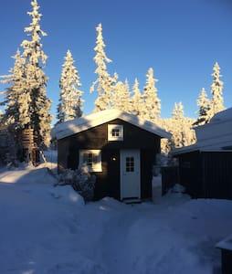 Sjarmerende hytte på Sjusjøen - Sjusjøen - Cottage