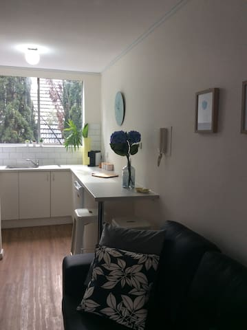 Cute and Cosy Studio Apartment - Saint Kilda East - Appartement