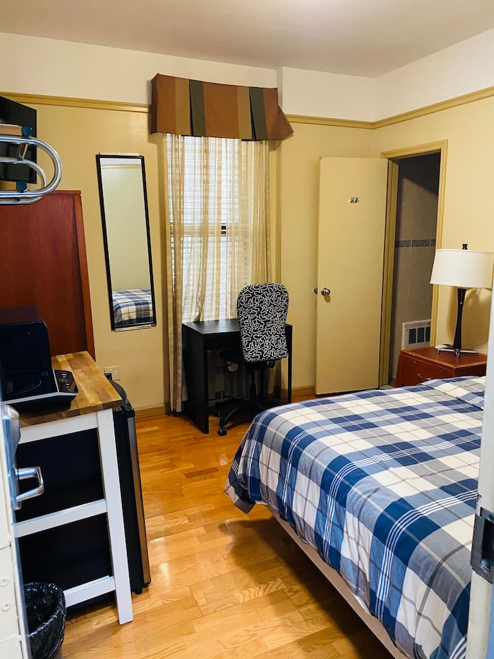 #307 Furnished studio in the heart of Manhattan!