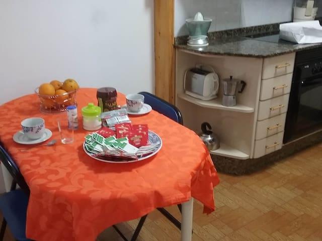Apartamento en el Casco Antiguo de Vigo