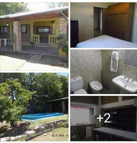 Hermosa y comoda casa al pie de la Precordillera ! - Godoy Cruz - House
