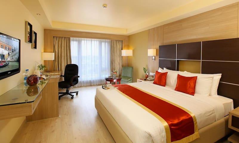 Luxurious Stay in Bangaluru