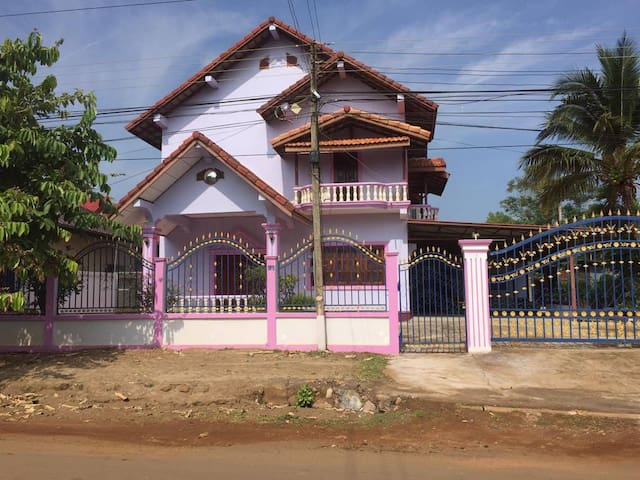 House for Long Term Rent us$1000/month Pakse