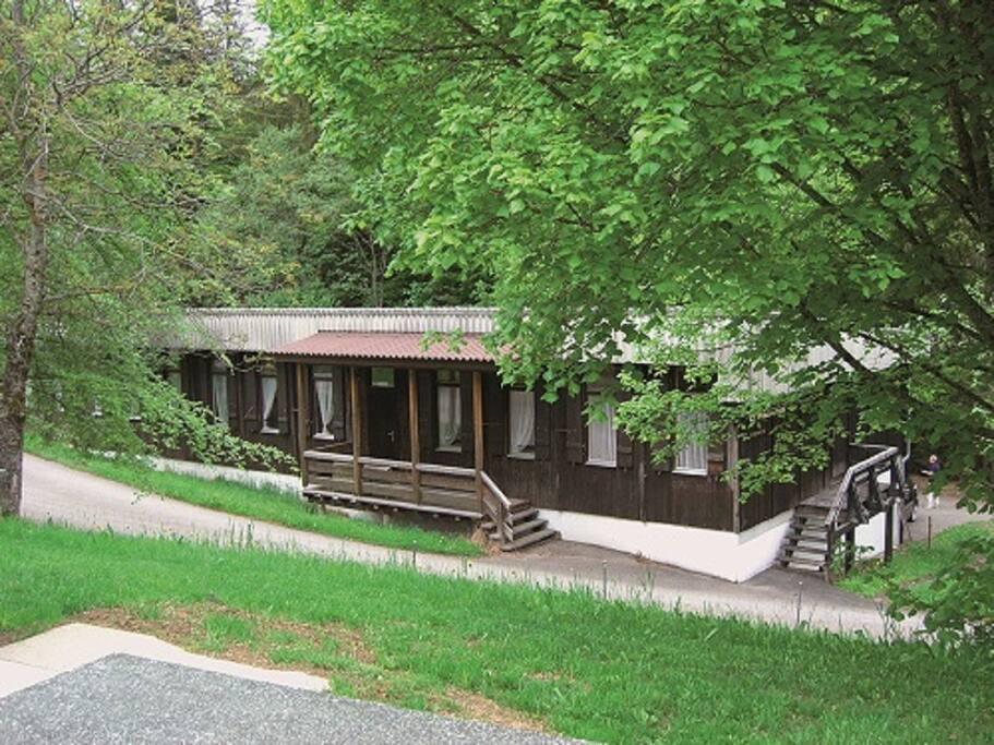 Eywaldhus für 40 Personen Häuser zur Miete in Rüschegg