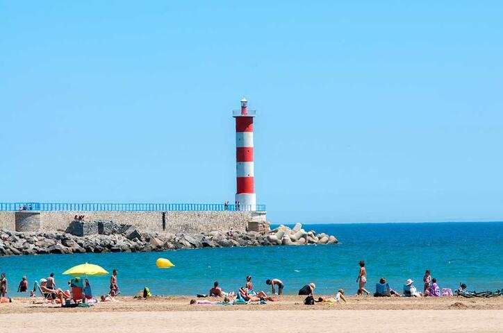 Petite Maison de vacance bord de mer