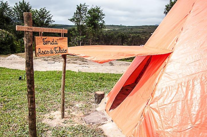 tenda xamânica