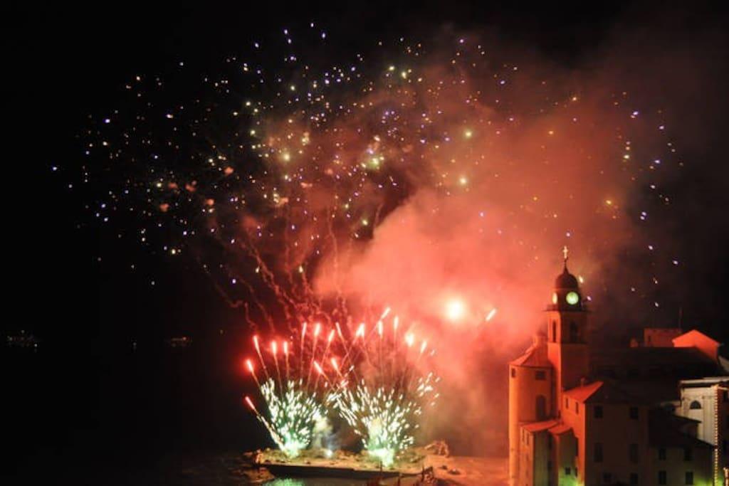 Festa Stella Maris a Camogli