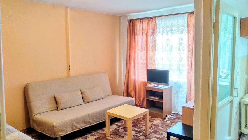 №56 - 1к Апартаменты с балконом