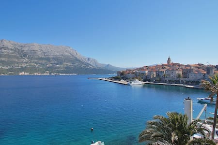 Amazing View Studio Apartment Korcula