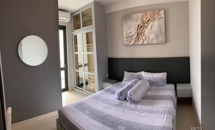 Batam Center Apartment Full Furnished