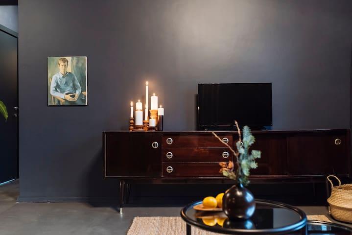 Luxury Downtown - Interior Designed
