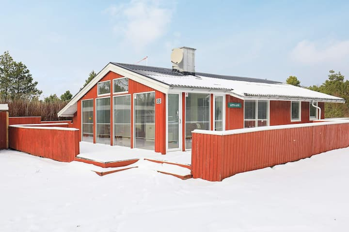 4 person holiday home in Blåvand