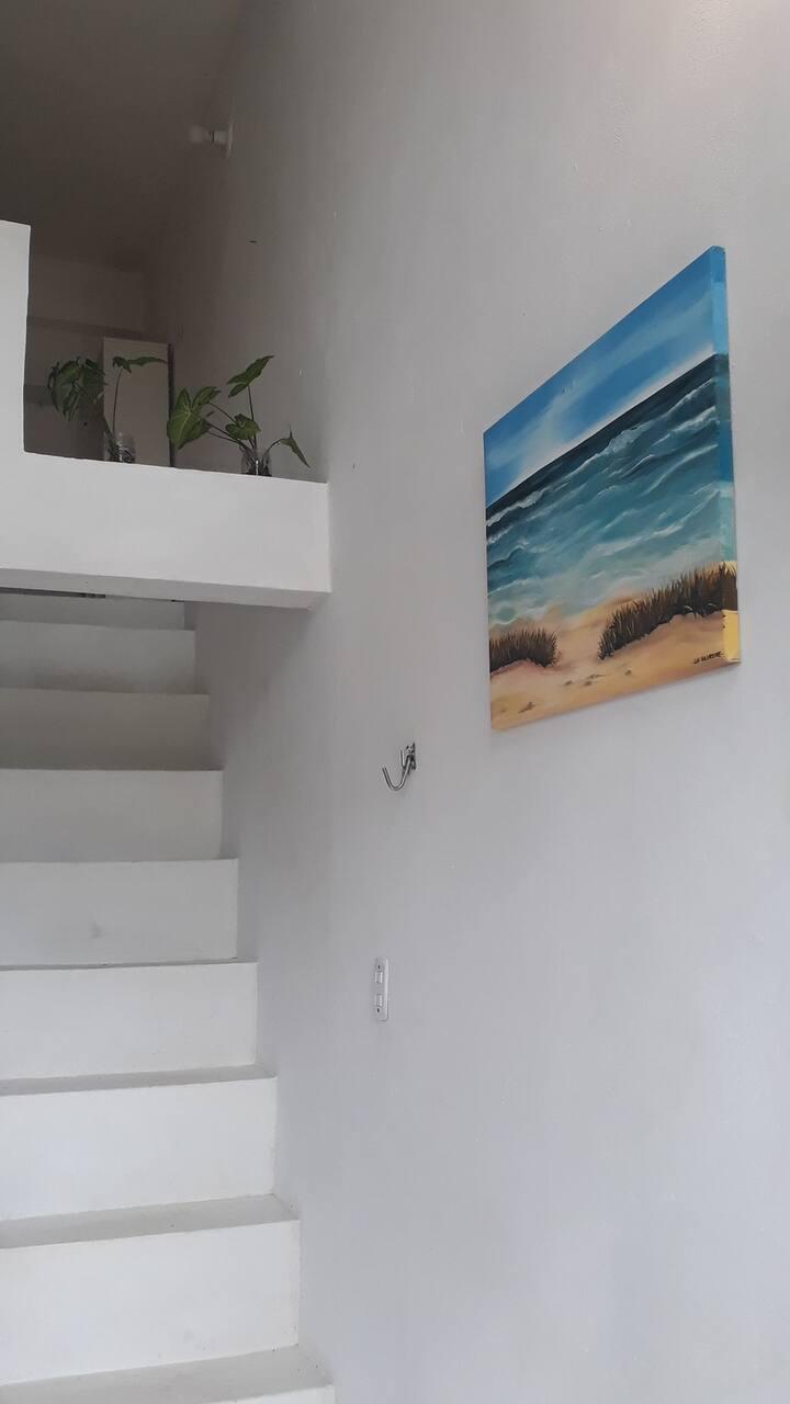 Apartamento comodo e bem localizado