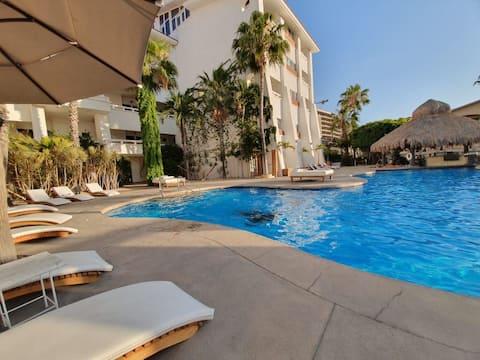 Luxury Jr. Suite at Hotel Bahia