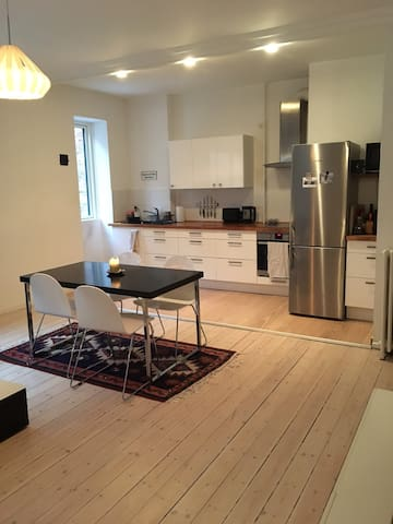 Perfect apartment close all you need to enjoy CPH
