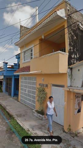 Apartamento en Palenque Chiapas. - Palenque