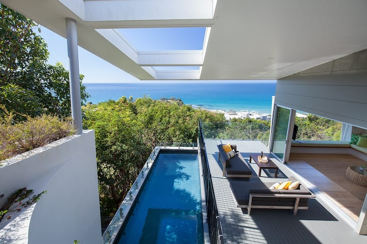 Coolum Bays Beach House - amazing views