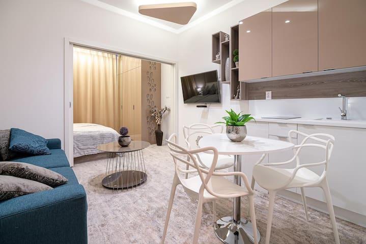 Apartmán LIANA Hrebienok C106