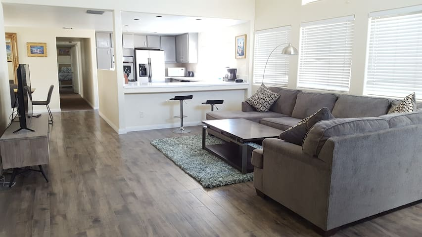Beautiful Marina 3Bed Steps to Sand & Venice Pier!
