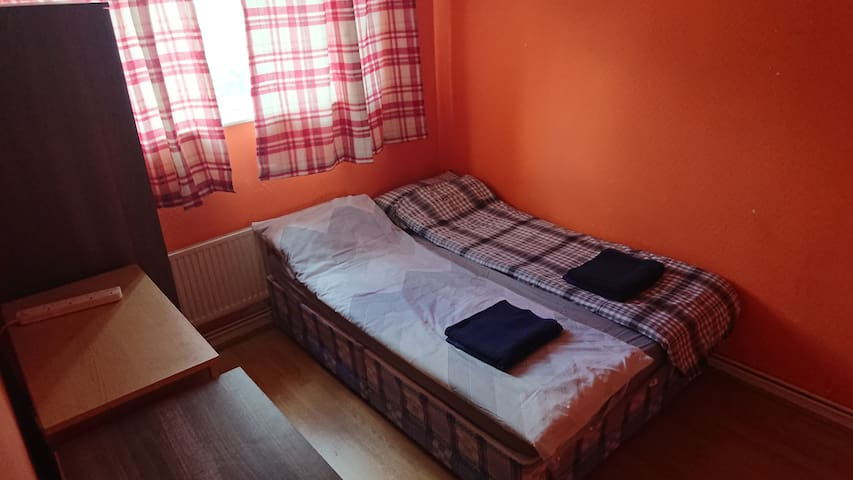 Simple Double room for travellers