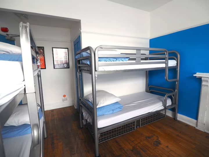 Bed in 6 Bed Dorm Ensuite