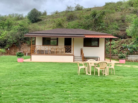 Pavana Lake View AC Cottage (3 bedroom)